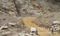 Phía sau vụ tai nạn chết người tại mỏ đá Lèn Cò