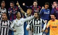 Messi và Ronaldo lại so kè giải Cầu thủ xuất sắc nhất châu Âu
