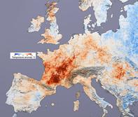 Pháp tăng số tử vong vì nắng nóng