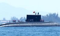 Hải quân Việt Nam đón nhận chiếc tàu ngầm Kilo thứ 4 có khả năng mang tên lửa Klub