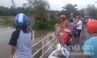 Xác chết nữ mất cánh tay phải trôi trên sông Bảo Định