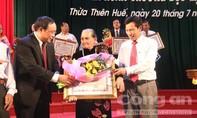 Tôn vinh 176 Bà mẹ Việt Nam anh hùng