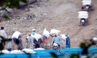 Buôn lậu đường cát gia tăng trên tuyến biên giới