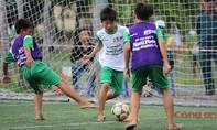 Học viện bóng đá NutiFood đã chọn 77 thí sinh vào vòng chung kết