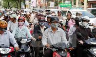 TPHCM kiến nghị thu phí xe máy, Bộ GTVT kiến nghị ngừng thu