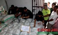 Phá đường dây ma túy quốc tế 'khủng', thu giữ 5,5 tấn ma túy