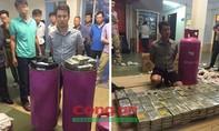 Phóng sự ảnh: Triệt phá đường dây ma túy khổng lồ tại Hà Nội