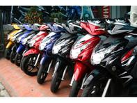 Công an phường Cầu Kho- Q.1 tìm chủ sở hữu 20 mô tô, xe máy