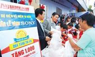 Tưng bừng tuần lễ vàng SONY tại Nguyễn Kim