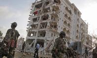 Đánh bom liều chết tại Somalia, Đại sứ quán Trung Quốc bị hư hại