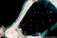 Đảo nhân tạo Trung Quốc xây trên Biển Đông tác động nghiêm trọng đến môi trường
