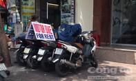 Vô tư cho người nước ngoài thuê xe gắn máy