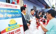 Tuần lễ vàng Sony tại siêu thị Nguyễn Kim