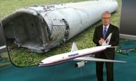 Tìm thấy mảnh vỡ nghi của máy bay MH370 mất tích