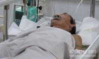 Thay mạch máu cứu sống cụ ông 68 tuổi