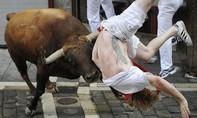 13 người bị thương tại lễ hội bò tót Tây Ban Nha