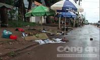 Xe khách bỏ trốn sau khi gây tai nạn khiến 3 người tử vong