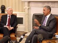 Obama mở cửa Nhà Trắng cho Việt Nam