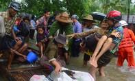 Cả nước Myanmar chìm trong lũ, ít nhất 27 người thiệt mạng