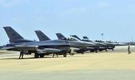 Mỹ gửi chiến đấu cơ F-16 đến Thổ Nhĩ Kỳ để đối phó IS