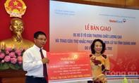 Nghĩa tình VietinBank hướng về đất mỏ Quảng Ninh