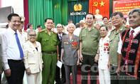 Đại tướng Trần Đại Quang gặp mặt gần 100 Anh hùng, tướng lĩnh tiền bối