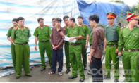 Toàn cảnh thực nghiệm điều tra vụ thảm sát tại  Bình Phước