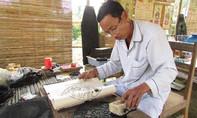 Gặp người hồi sinh tranh dân gian làng Sình xứ Huế