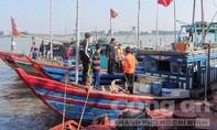 Xử lý 8 tàu cá dùng mìn, xung điện đánh bắt thủy sản