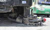 Người phụ nữ hai lần bị tai nạn trên đường đi rước con