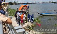 Phát hiện xác phụ nữ nổi trên sông Sài Gòn