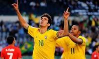 """""""Thiên thần"""" được triệu tập trở lại tuyển Brazil"""