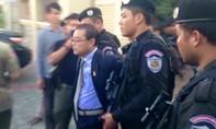 Campuchia đã bắt nghị sĩ xuyên tạc hiệp ước biên giới với Việt Nam