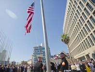 Mỹ mở lại sứ quán ở Havana