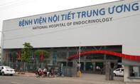 Bốn bác sĩ bệnh viện Nội tiết Trung ương chiếm đoạt tiền Nhà nước