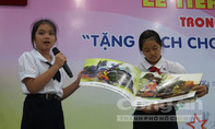 'Thổi' tính thiện vào trẻ em từ đam mê đọc sách