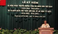 TP.HCM kỷ niệm 70 năm ngày truyền thống Công an nhân dân Việt Nam