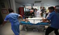 Thương vong gia tăng trong vụ nổ bom ở Bangkok