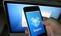 Ứng dụng lưu trữ Dropbox cho phép dùng USB làm khóa bảo mật