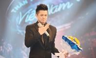 Hotboy Việt kiều Trọng Hiếu đăng quang Vietnam Idol