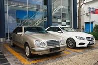 Mercedes-Benz E230 bền bỉ sau 19 năm vận hành