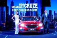 Chevrolet Cruze 2015 cạnh tranh với Toyota Vios tại Việt Nam