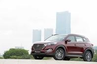 Hyundai Tucson 2016 ra mắt tại Việt Nam