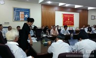 Ông Trần Phương Bình bàn giao công việc điều hành Ngân hàng Đông Á