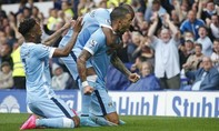 Manchester City nhất bảng, Chelsea thắng trận đầu