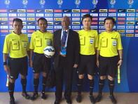 Trọng tài nước ngoài sẽ điều khiển hai trận đấu quan trọng ở vòng 23 V-League