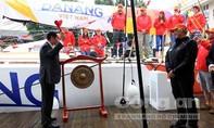 Cuộc đua thuyền buồm vòng quanh thế giới Clipper lần đầu tiên tới Việt Nam