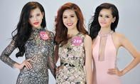 Người đẹp Hoa hậu Hoàn vũ lộng lẫy trong trang phục dạ hội