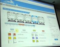 Hành khách tự 'phục vụ' trong cả quy trình mua vé tàu từ 1-9