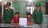 Biên phòng Sơn La bắt hai đối tượng vận chuyển gần 4kg thuốc phiện